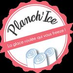 Logo Planch'Ice - Animation glaces roulées pour vos événements